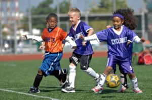 Most popular sports in the USA. Soccer