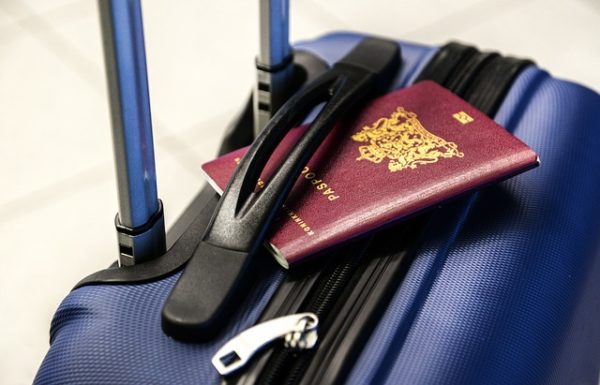 Advice on what we should carry in hand luggage.  Documentation such as passport, ID or visa.